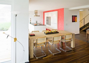 Architektur Wohnraum