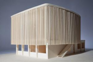 Weinfelden Schulhaus Modell