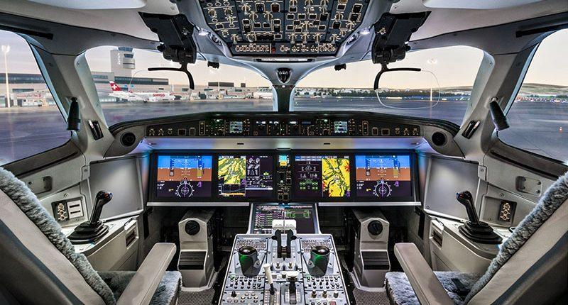Cockpit C Series 1